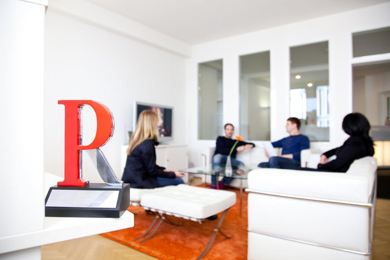 PR Report Award ad publica