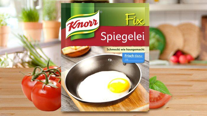 Knorr Aprilscherz 2016
